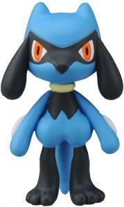 Figura de Riolu de Takara Tomy - Los mejores muñecos y figuras de Riolu - Muñeco de Pokemon