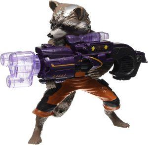 Figura de Rocket Raccoon de Hasbro - Los mejores muñecos y figuras de Rocket Raccoon - Muñeco de Marvel