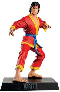 Figura de Shang-Chi clásico de Eaglemoss - Los mejores muñecos y figuras de Shang-Chi - Muñeco de Marvel