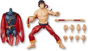 Figura de Shang-Chi clásico de Hasbro - Los mejores muñecos y figuras de Shang-Chi - Muñeco de Marvel