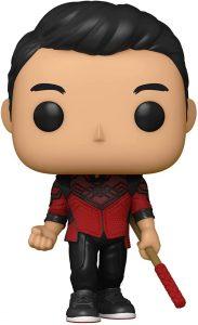 Figura de Shang-Chi de FUNKO POP pose - Los mejores muñecos y figuras de Shang-Chi - Muñeco de Marvel