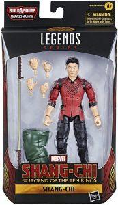 Figura de Shang-Chi de Hasbro Marvel Legends - Los mejores muñecos y figuras de Shang-Chi - Muñeco de Marvel