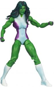 Figura de She Hulk de Marvel - Los mejores muñecos y figuras de She Hulk - Muñeco de Marvel