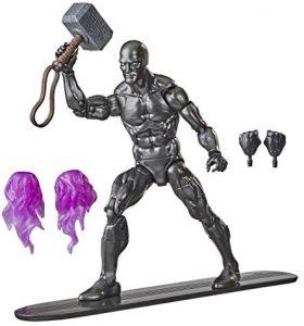 Figura de Silver Surfer de Hasbro - Los mejores muñecos y figuras de Silver Surfer - Muñeco de Marvel