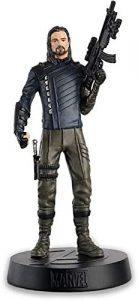 Figura de Soldado del Invierno de Eaglemoss - Los mejores muñecos y figuras del Soldado del Invierno - Muñeco de Marvel