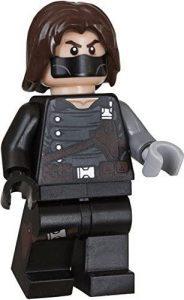 Figura de Soldado del Invierno de LEGO - Los mejores muñecos y figuras del Soldado del Invierno - Muñeco de Marvel