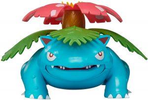 Figura de Venusaur de Takara Tomy - Los mejores muñecos y figuras de Bulbasaur - Muñeco de Pokemon
