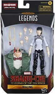 Figura de Xialing de Hasbro - Los mejores muñecos y figuras de Shang-Chi - Muñeco de Marvel