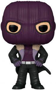 Figura de Zemo de Falcon and the Winter Soldier de FUNKO POP - Los mejores muñecos y figuras de Zemo - Muñeco de Marvel