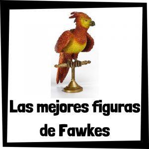 Figuras de Fawkes de Harry Potter