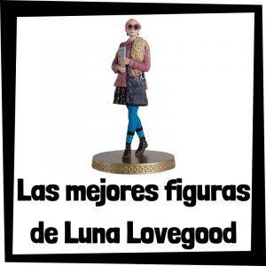 Figuras de Luna Lovegood de Harry Potter