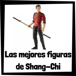 Figuras de colección de Shang-Chi - Las mejores figuras de colección de Shang-Chi