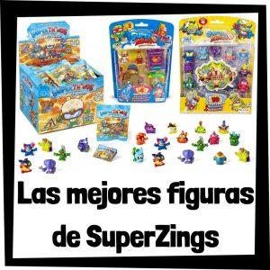 Figuras coleccionables de SuperZings - SuperThings