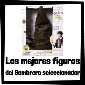 Figuras coleccionables del Sombrero seleccionador de Harry Potter