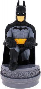 Cable guy Batman de Exquisite Gaming - Figuras para sujetar cables de colección - Soporte de sujeción y carga