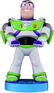Cable guy Buzz Lightyear de Exquisite Gaming - Figuras para sujetar cables de colección - Soporte de sujeción y carga