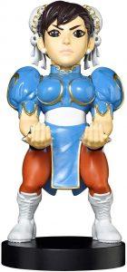 Cable guy Chun Li de Exquisite Gaming - Figuras para sujetar cables de colección - Soporte de sujeción y carga