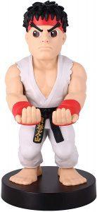 Cable guy Ryu de Exquisite Gaming - Figuras para sujetar cables de colección - Soporte de sujeción y carga