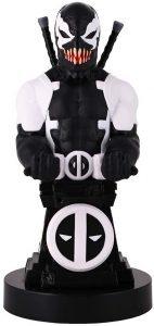 Cable guy Venompool de Exquisite Gaming - Figuras para sujetar cables de colección - Soporte de sujeción y carga