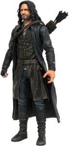Figura de Aragorn de Diamond del Señor de los anillos - Los mejores muñecos y figuras del señor de los anillos