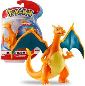 Figura de Charizard de Pokemon - Las mejores figuras de Pokemon