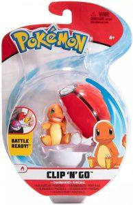 Figura de Charmander de Pokemon - Las mejores figuras de Pokemon