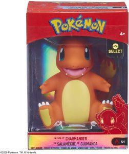Figura de Charmander de Vynl - Las mejores figuras de Pokemon