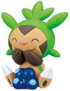 Figura de Chespin de Vynl - Las mejores figuras de Pokemon