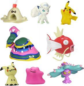 Figura de Ditto y otros Pokemon de Bandai 2 - Las mejores figuras de Pokemon