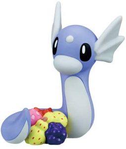 Figura de Dratini de Vynl - Las mejores figuras de Pokemon