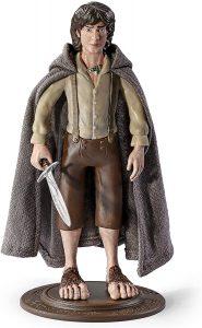 Figura de Frodo de Bengyfigs del Señor de los anillos - Los mejores muñecos y figuras del señor de los anillos