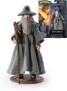 Figura de Gandalf de Bengyfigs del Señor de los anillos - Los mejores muñecos y figuras del señor de los anillos
