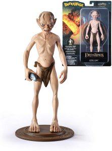 Figura de Gollum de Bengyfigs del Señor de los anillos - Los mejores muñecos y figuras del señor de los anillos