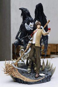 Figura de Light y Ryuk de Koki - Las mejores figuras de Death Note