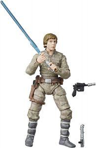 Figura de Luke Skywalker de Hasbro clásico - Los mejores muñecos y figuras de Star Wars