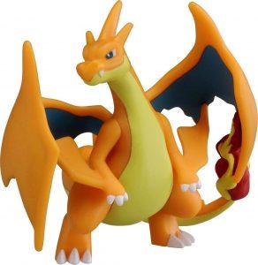 Figura de Mega Charizard de Takara Tomy - Las mejores figuras de Pokemon