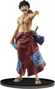 Figura de Monkey D. Luffy de Banpresto de One Piece - Las mejores figuras de One Piece