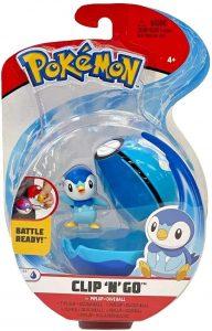 Figura de Piplup de Pokemon - Las mejores figuras de Pokemon