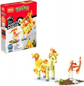 Figura de Ponyta de Mega Construx - Los mejores muñecos y figuras de Ponyta - Muñeco de Pokemon