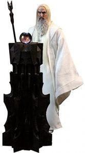 Figura de Saruman de Sideshow del Señor de los anillos - Los mejores muñecos y figuras del señor de los anillos