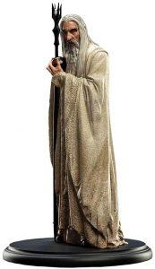 Figura de Saruman de Weta del Señor de los anillos - Los mejores muñecos y figuras del señor de los anillos