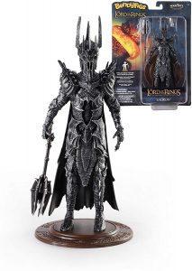 Figura de Sauron de Bengyfigs del Señor de los anillos - Los mejores muñecos y figuras del señor de los anillos