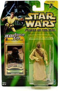 Figura de Tusken de Kenner - Los mejores muñecos y figuras de Star Wars