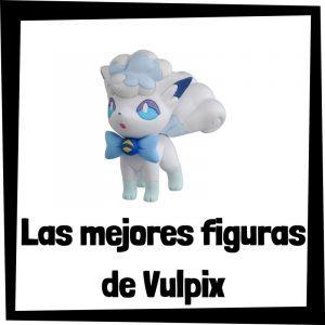 Figuras de acción y muñecos de Vulpix