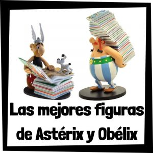 Figuras de acción y muñecos de colección de Astérix y Obélix - Las mejores figuras de acción y muñecos de Astérix y Obélix