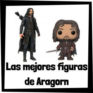 Figuras y muñecos de Aragorn del Señor de los Anillos
