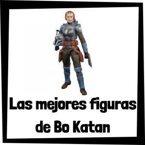 Figuras de colección de Bo Katan de Star Wars - Las mejores figuras de colección de Bo Katan
