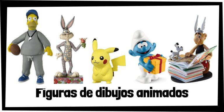 Figuras de colección de Dibujos animados - Guía de figuras de Dibujos animados