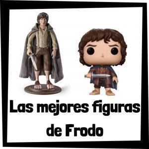 Figuras y muñecos de Frodo del Señor de los Anillos