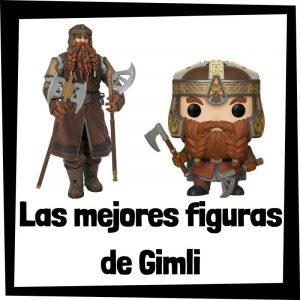 Figuras y muñecos de Gimli del Señor de los Anillos